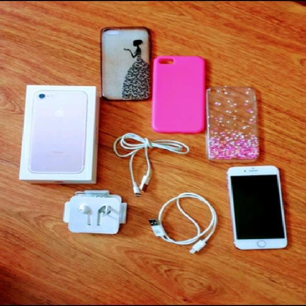 Iphone 7 +accesorios