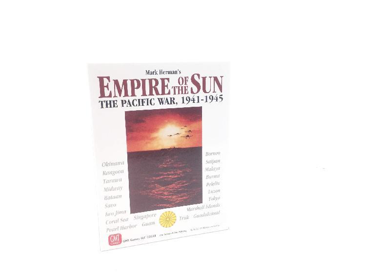 Juegos de mesa otros empire of the sun the pacific war