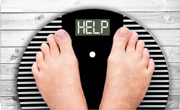 Pierde peso