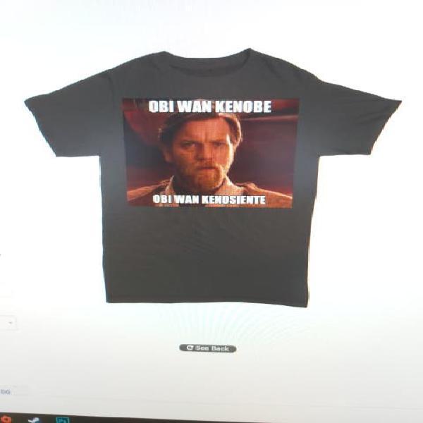 Realizo camisetas tazas y termos personalizados