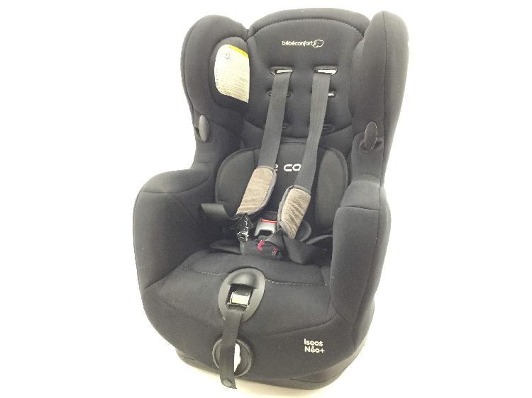 Silla para coche bebe confort negra