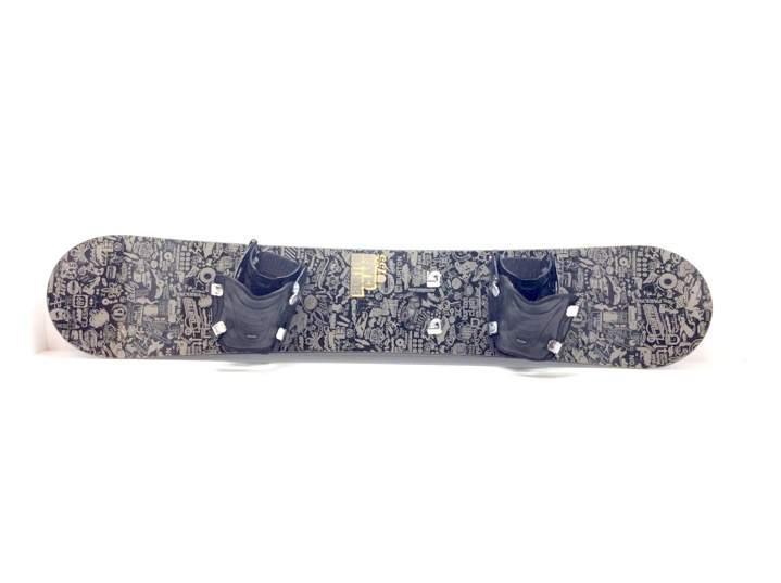 Snowboard burton clash 155