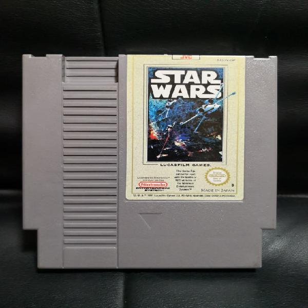 Star wars de nintendo nes