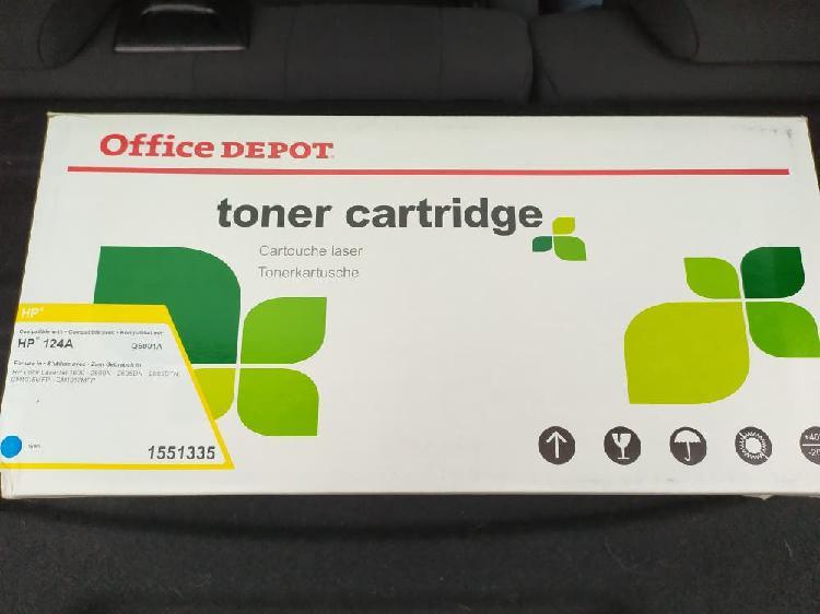 Toner compatible q6001a 124a