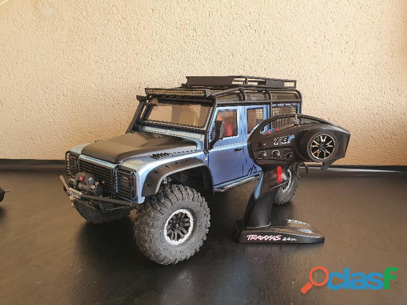 Traxxas trx4 land rover defender