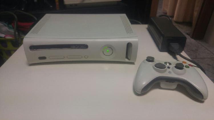 Xbox 360 completa +10 juegos