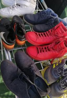 Zapatillas, tenis, botines etc