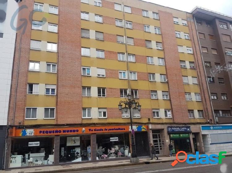 ¡¡gran oportunidad!! venta de piso en el centro histórico de oviedo