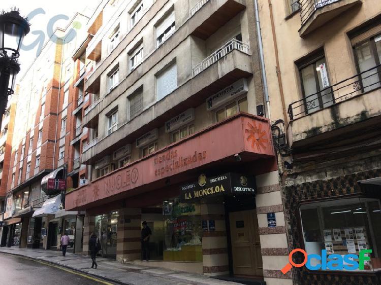 ¡¡oportunidad!! venta de piso en el centro histórico de oviedo