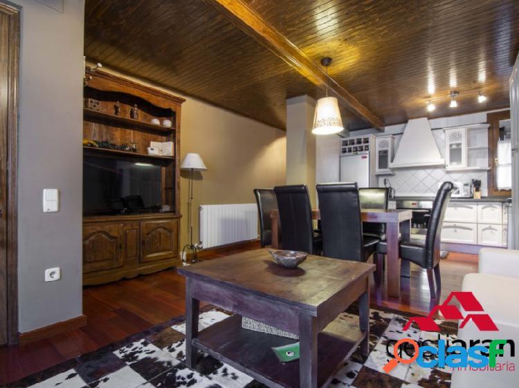 Apartamento de 3 habitaciones en escunhau