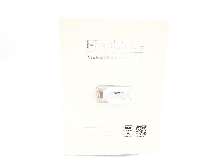10 % lector externo tarjeta otros ios midrosd card reader