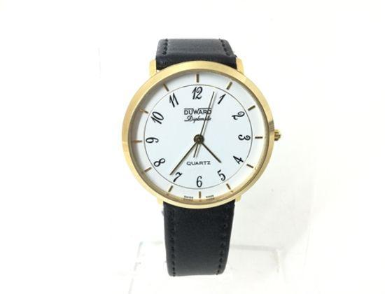 14 % reloj pulsera unisex duward bcd 6421p