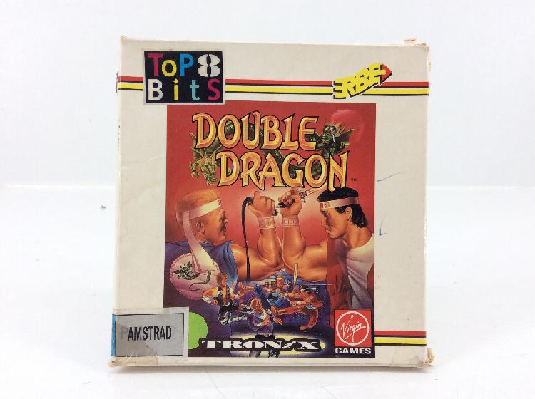 16 % coleccionismo vintage otros double dragon