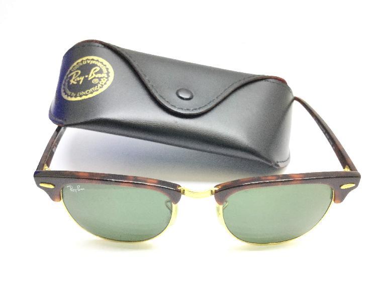 19 % gafas de sol caballero/unisex rayban clubmaster rb 3016