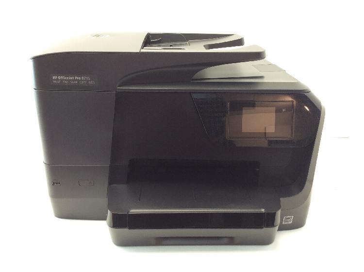 19 % impresora multifuncion hp officejet pro 8715