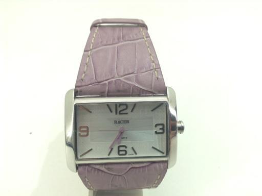 20 % reloj pulsera señora racer l34738-3