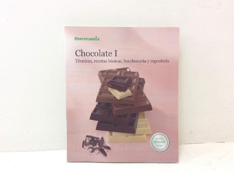 22 % libro cocina thermomix chocolate i
