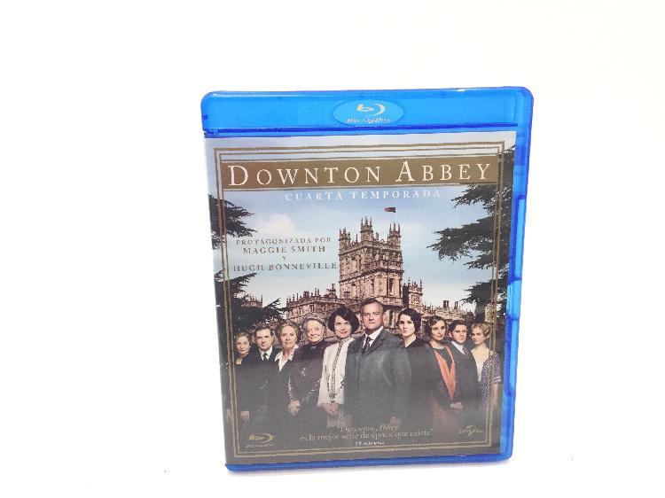 29 % downton abbey cuarta temporada