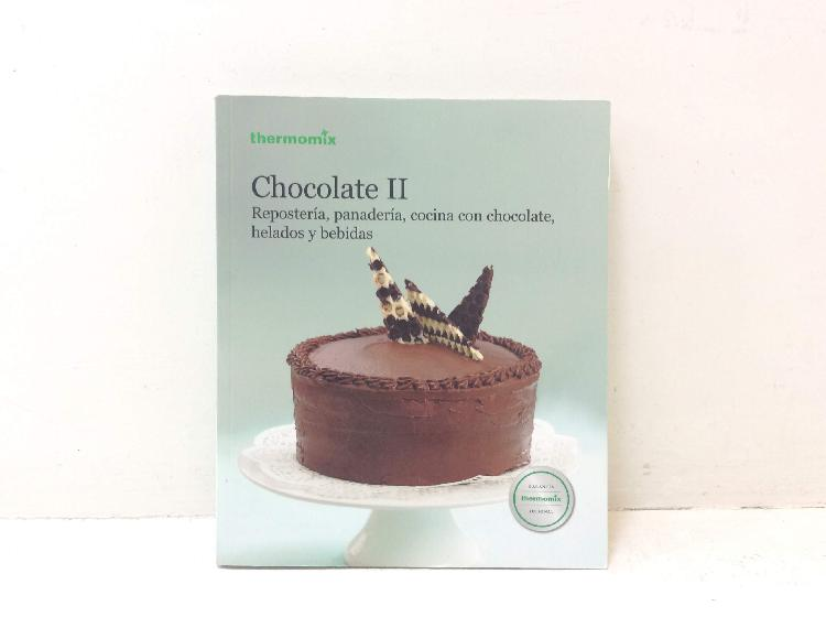 32 % libro cocina thermomix chocolate ii