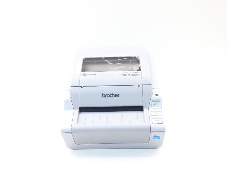 42 % impresora etiquetas brother td - 4100n