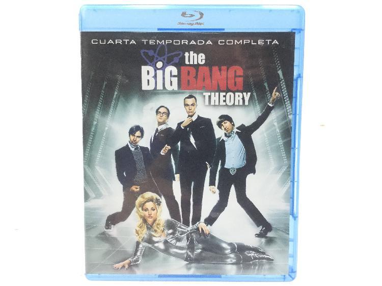 7 % big bang theory cuarta temporada