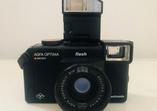 Agfa optima sensor flash