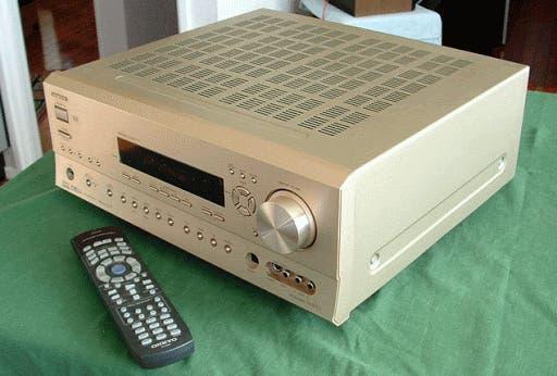 Amplificador onkyo tx-nr 701 gama alta