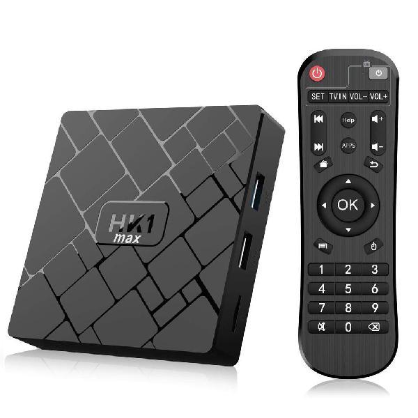 Android tv box 4k nuevo garantia