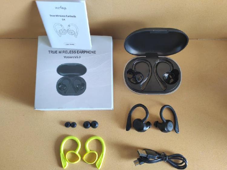 Auriculares deportivos g4 [nuevos]