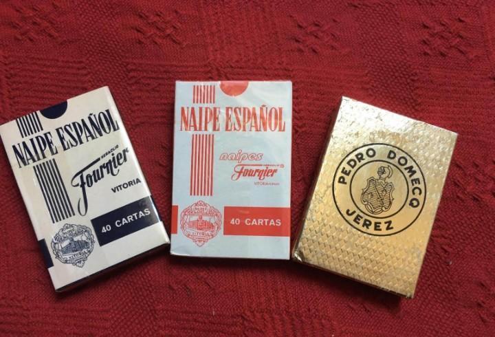 Barajas publicitarias vintage