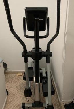 Bicicleta eliptica bh quantum.