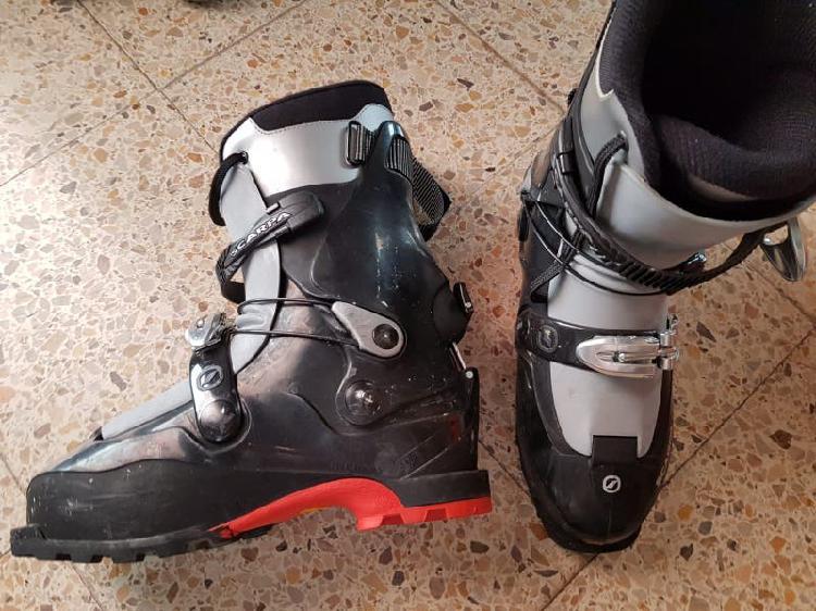 Botas esquí montaña esquimo scarpa avant talla 46