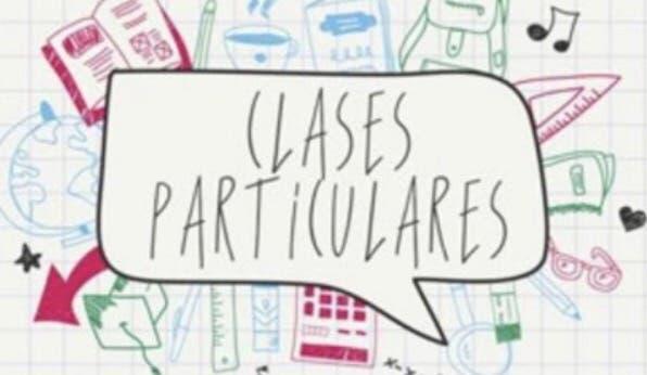 Clases particulares desde primaria a bach gra