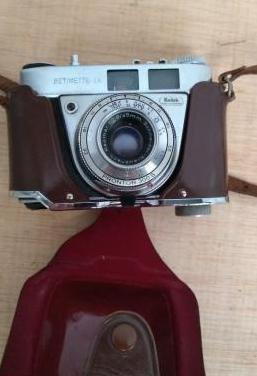 Camara de fotos retinette ia kodak antigua