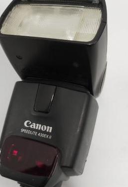 Canon flash speedlite 430ex ii