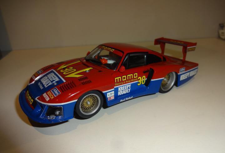 Carrera. porsche 935/78 momo