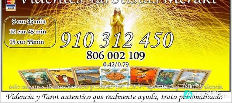 Con total claridad llámanos 910 312 450 / 806 002