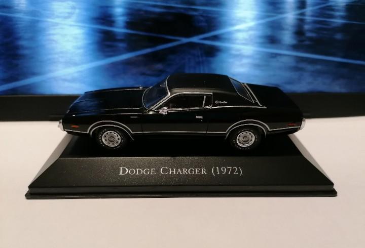 Dodge charger (1972) altaya escala 1/43
