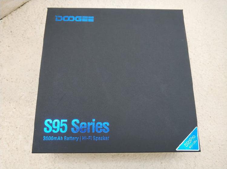Doogee s95 pro - smartphone modular sumergible