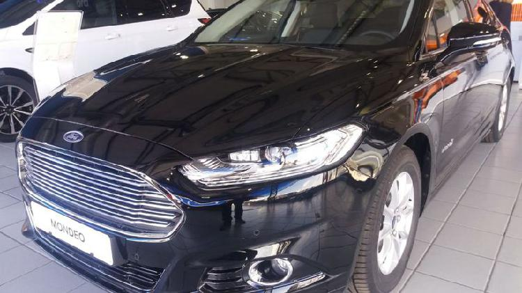 Ford mondeo sedan titanium hev 2.0 híbrido 103kw (187cv)