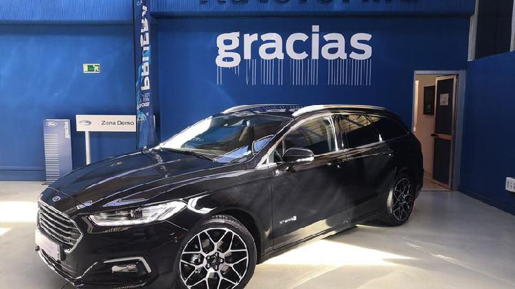 Ford mondeo sportbreak titanium hev 2.0 híbrido 138kw