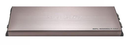 Gladen spl 5000c1 lv amplificador profesional
