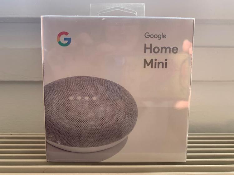 Google altavoz home mini