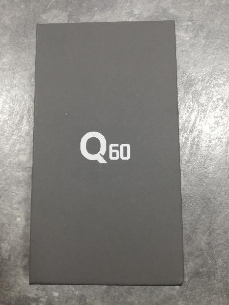 Lg q60 nuevo