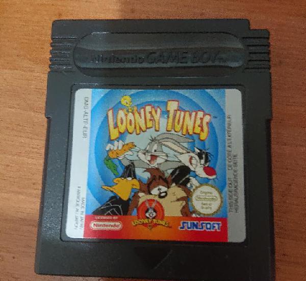 Looney tunes game boy cartucho