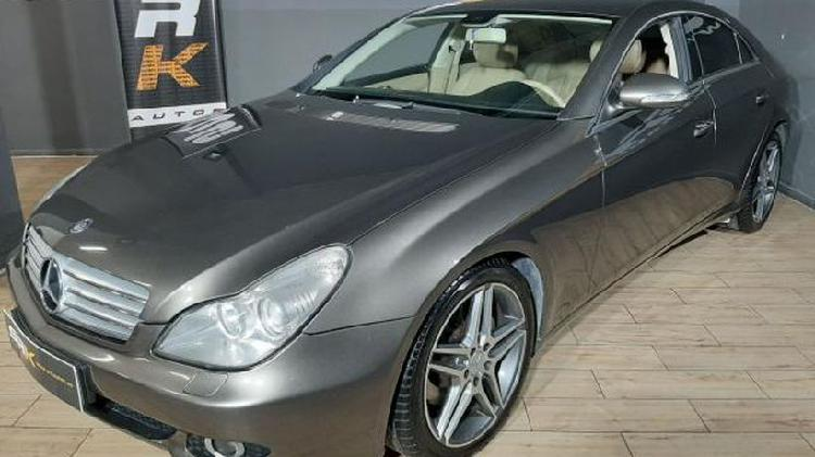 Mercedes-benz clase cls 350