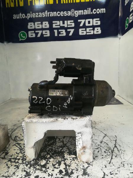 Motor arranque mercedes class c/class e.ref:d9r149