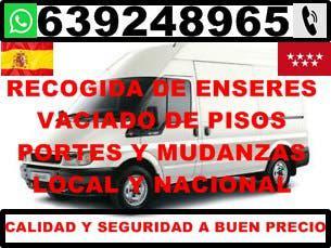 Mudanzas atiendo telf. whatsapp. (((639+24+89+65))