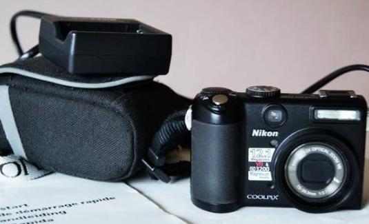 Nikon coolpix p5100, bolsa, sd 4gb, etc.