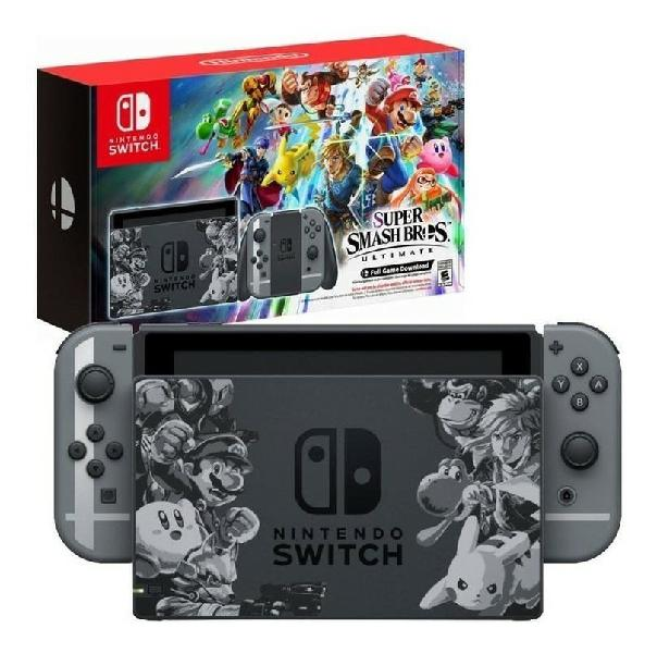 Nintendo switch smash bros ultimate edition